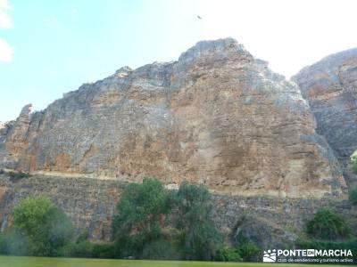 Piragüismo Hoces del Río Duratón;nacimiento del rio cuervo las lagunas de ruidera castillo de coc